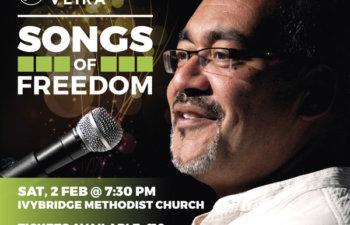 Songs of Freedom - Ivybridge