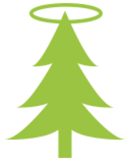 Angel Tree Icon