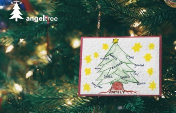 Angel Tree Christmas Card