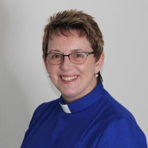 Rev Gail Miller Anglican Chaplain at HMP Preston