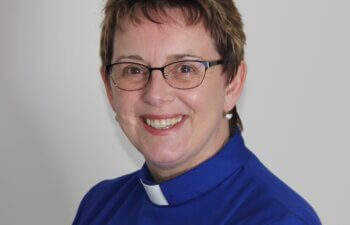 Rev Gail Miller Anglican Chaplain at HMP Preston
