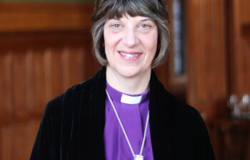 Right Rev Rachel Treweek, Bishop of Gloucester
