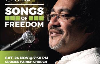 Songs of Freedom - Cromer