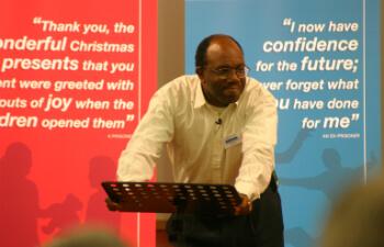 Joel Edwards - 2006 conference
