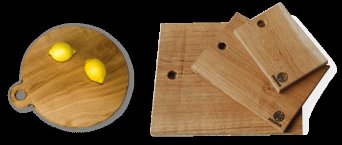 Rough Stuff chopping boards