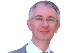 David Cooke. PF trustee
