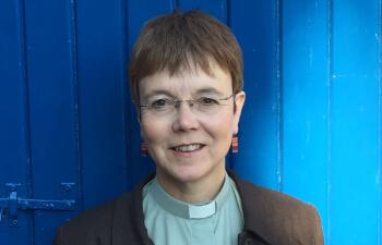 Rev Jo Honour - Prison Fellowship Trustee