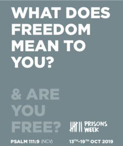 Prisons Week 2019